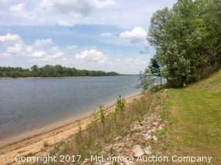 .616 ± Acre Waterfront Building Lot in Wells Landing Estates Subdivision and .556 ± Acre Easement for Septic System - BUILDING SITE ABOVE FLOOD PLAIN