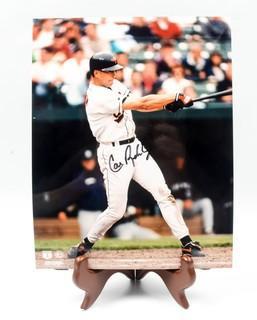 8 x 10 Autographed Photo of Cal Ripken, Jr.