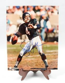 8 x 10 Autographed Photo of Steve Walsh