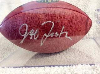 Jeff Fisher Autographed Official NFL Game Ball