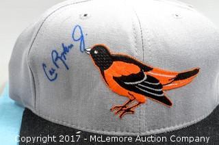 Baltimore Orioles Hat Signed by Cal Ripken, Jr.