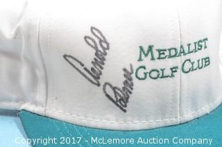 Hat Signed by Arnold Palmer