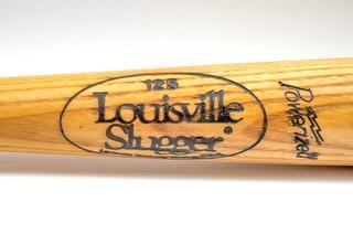 Louisville Slugger Baseball Bat Signed by Joe DiMaggio