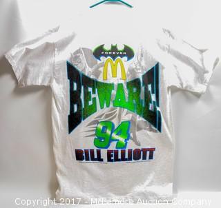 T-Shirt Signed by Bill Elliott