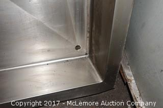 Stainless Steel Drop-In Cold Well