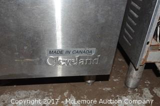 Cleveland Add-On Tilt Kettle