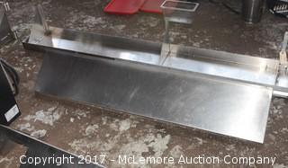 Stainless Steel Kitchen Shelf
