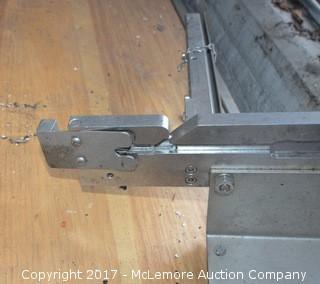 Stainless Steel Manual Shear Brake