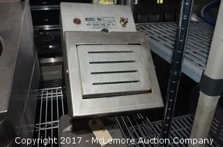 Heat Sealing Equipment MFG Co. Heat Sealer