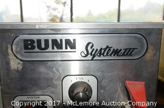 Bunn System Three Coffe Brewer