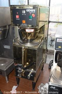 Curtis Gemini Coffee Brewer