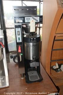 Fletco Commercial Coffee Brewer with Luxus Urn