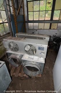 Pallet of Refrigeration Units