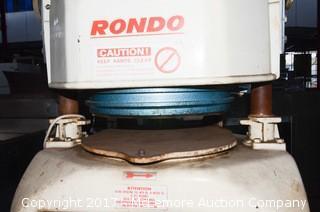 Rondo Automatic Dough Divider Rounder