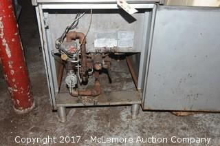 Hobart Free Standing Gas Commercial Deep Fryer