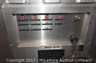 Servolift Eastern Heated Plate Dispenser