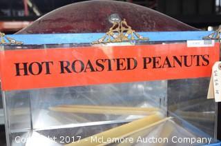 Hot Roasted Peanut Machine
