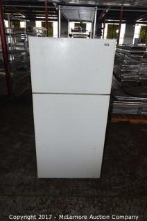 Hotpoint Top Freezer Refrigerator