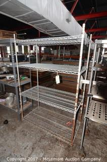 Cannonware Metal Wire Shelves
