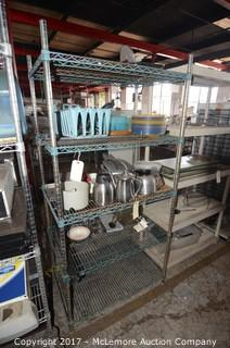 Advance Tabco Metal Wire Shelves