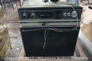 Kenmore Diswasher with Tappan Self Cleaning Oven