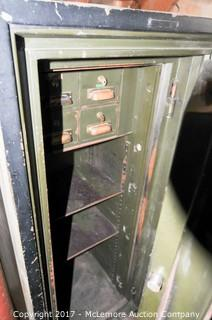Metal Safe with Combination