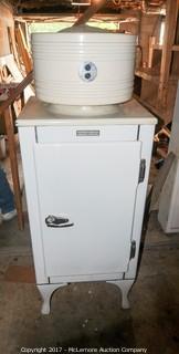 Vintage General Electric Refrigerator