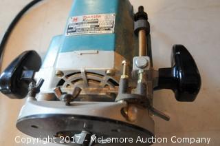 Makita Router Model 3612BR