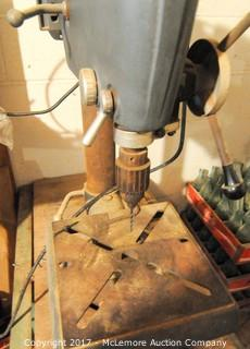 Craftsman Bench Top Drill Press with Stand