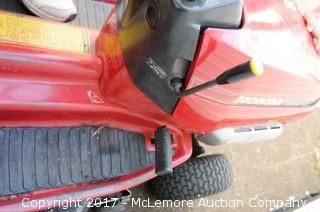 Honda 4514 Riding Mower with Bagger System