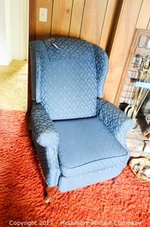 Upholstered Barcalounger