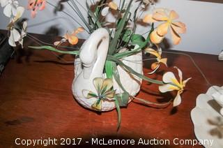 Assortment Of Decorative Glassware