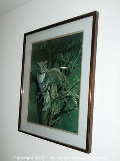 Assortment Of Framed Prints