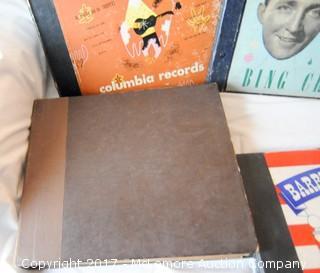 Assortment Of Vinyl Records