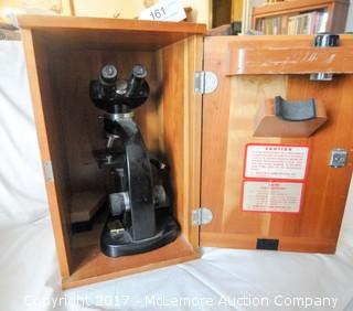 Leitz Microscope