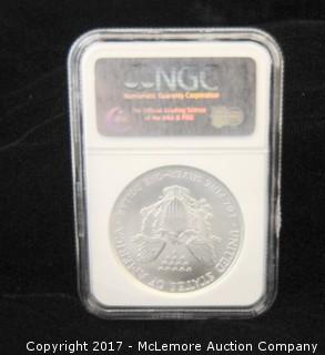 2006 Eagle $1 First Strike Coin