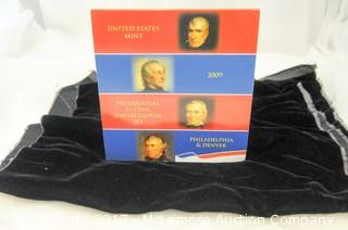 2008 & 2009 Coin Sets