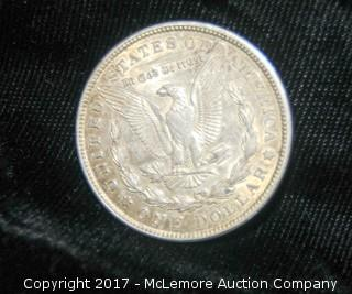 Five One Dollar Coins-1921, 1921, 1921, 1921, 1923