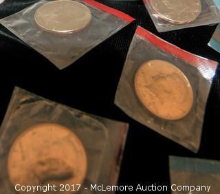 Assortment of 28 Half Dollar Coins