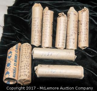 Assortment Of Nickels