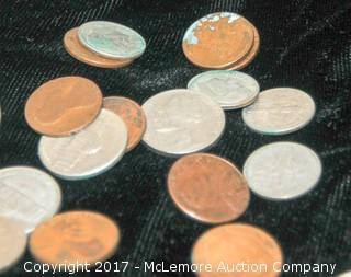 Assortment Of Coins