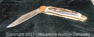 1980 The Railroader Knife
