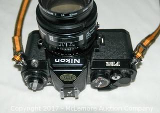 Nikon FE2 Camera
