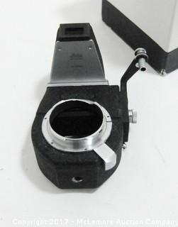 Leitz Cable remote And Reflex Housing