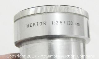 Leitz Projector Lens