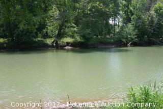 40± Acres with Frontage on Indian Creek