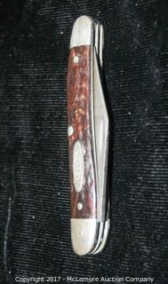 2 Case Pocket Knives