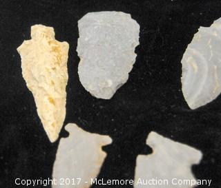Collection of Arrow Heads