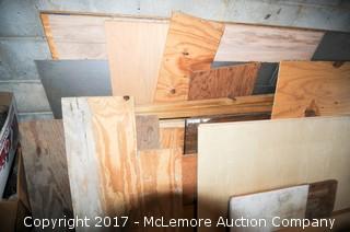 Scrap Lumber
