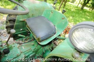 Oliver 1255 Diesel Tractor